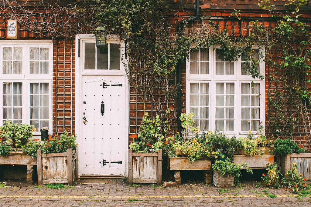 beautiful house in London, Magic of London - Part 1, Why I love London by Miss F Mixer