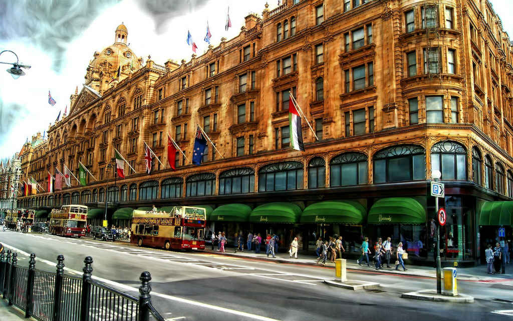 harrods famous departmental store in London-things to do-See London like a local-Magic of London-Part Two-Miss F Mixer