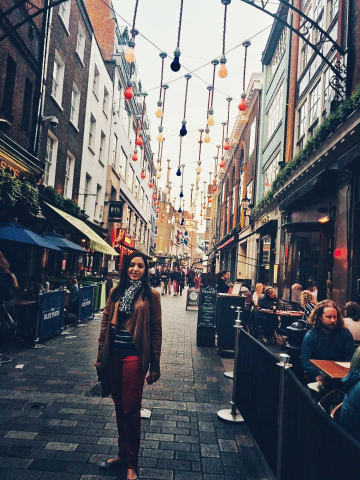 sister chilling in soho-things to do-See London like a local-Magic of London-Part Two-Miss F Mixer